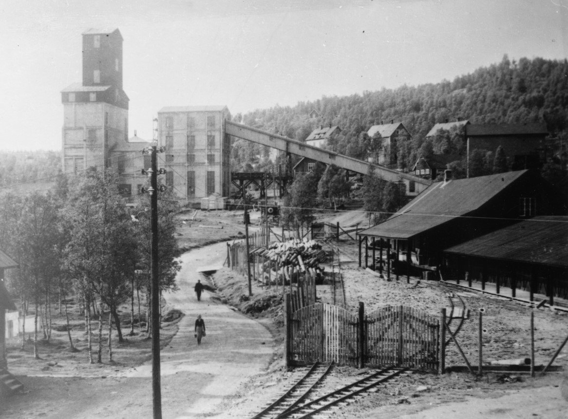 Anleggsområdet Bjørkaasen Gruber