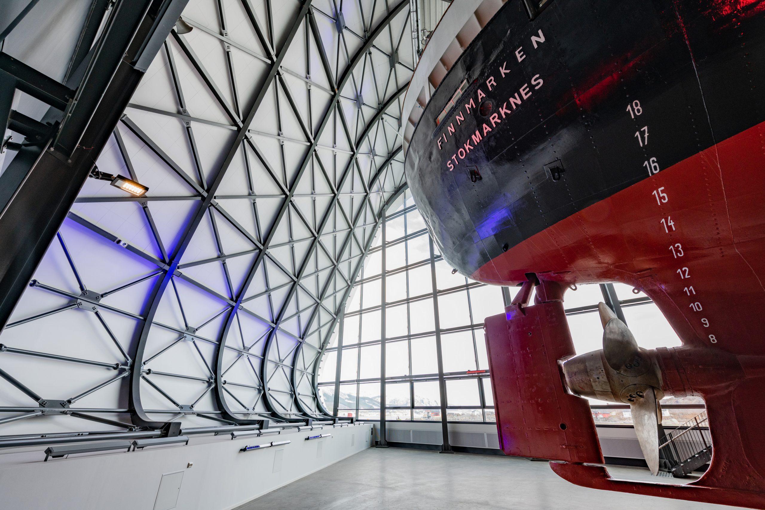 Hurtigruten Museum Opens On 28 August (August 2021)